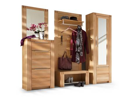 buchem bel sch ne m bel aus buchenholz im m bel eins online shop. Black Bedroom Furniture Sets. Home Design Ideas