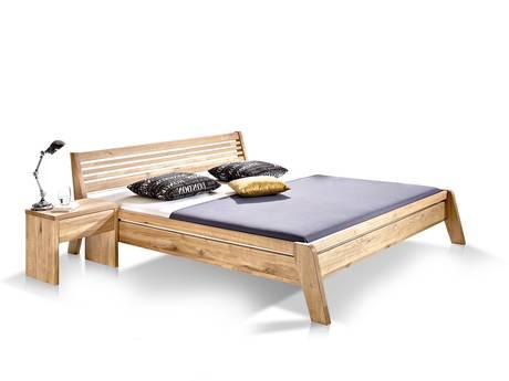 Betten aus Eiche