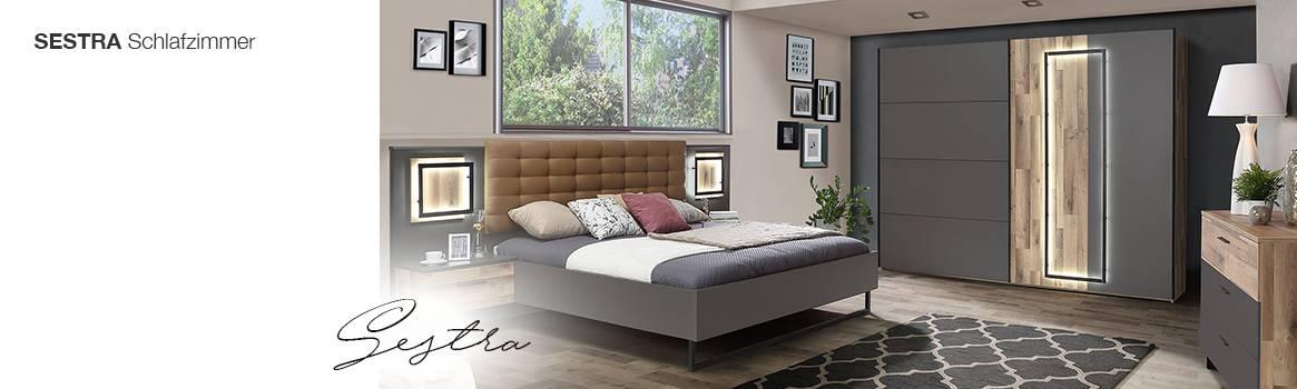 SESTRA Schlafzimmer