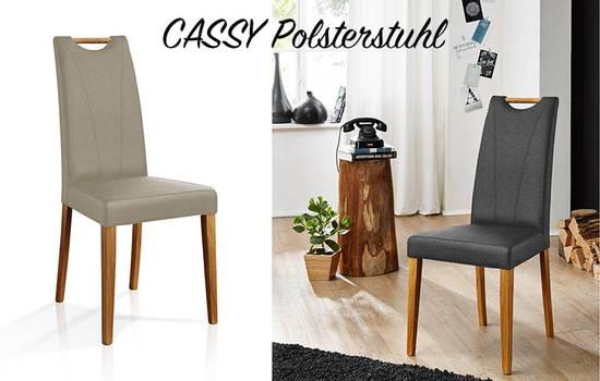 Cassy Polsterstuhl