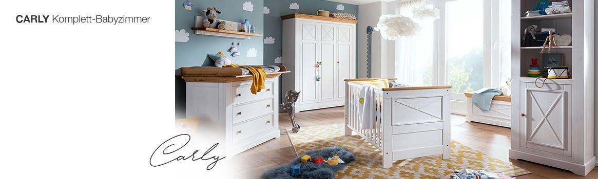 CARLY Komplett-Babyzimmer