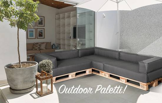 Outdoor Paletti