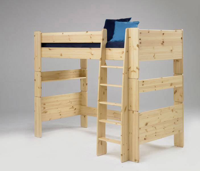 steens for kids hochbett 614. Black Bedroom Furniture Sets. Home Design Ideas