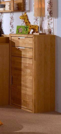 volo kommode 1 t r 2 schubk sten highboard schrank erle. Black Bedroom Furniture Sets. Home Design Ideas