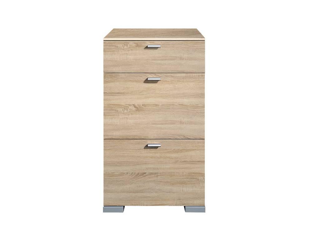 arte m gallery kommode stauraumelement eiche. Black Bedroom Furniture Sets. Home Design Ideas