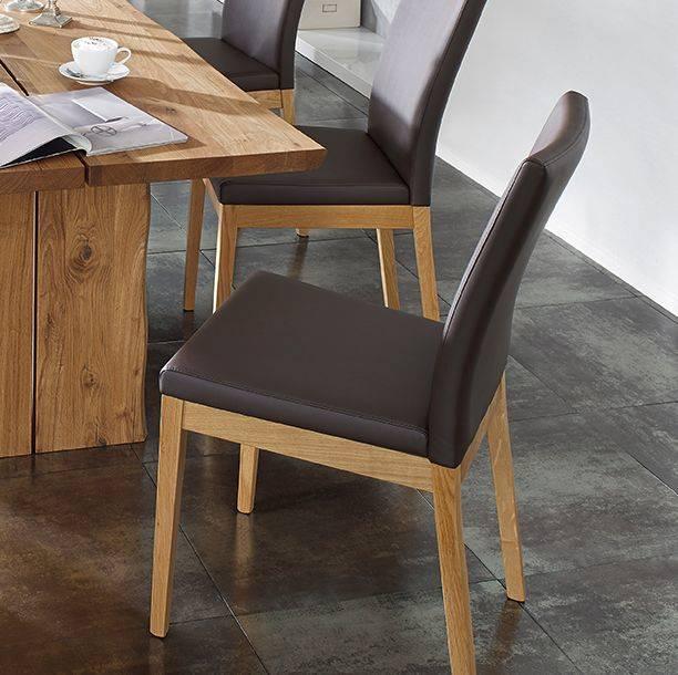 Oviedo esstischstuhl polsterstuhl esszimmer stuhl eiche for Designer esstischstuhl