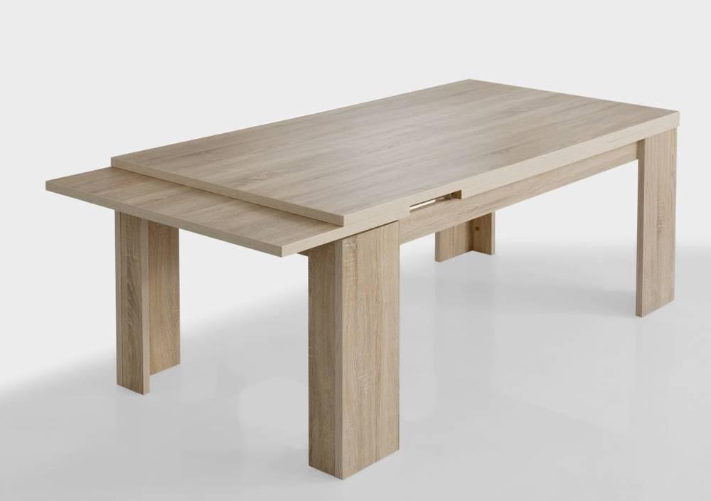 BIG ZAPPA Esstisch Esszimmer Tisch Esszimmer Robust