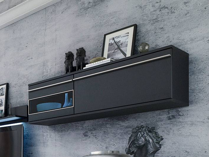 wohnzimmer hängeschrank montage – dumss, Esszimmer dekoo