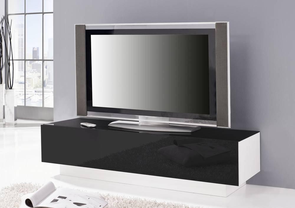 tv lowboard schwarz hochglanz america 39 s best lifechangers. Black Bedroom Furniture Sets. Home Design Ideas
