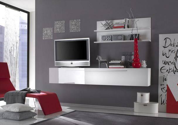 wohnzimmer modern : hängeschrank wohnzimmer modern ~ inspirierende ...