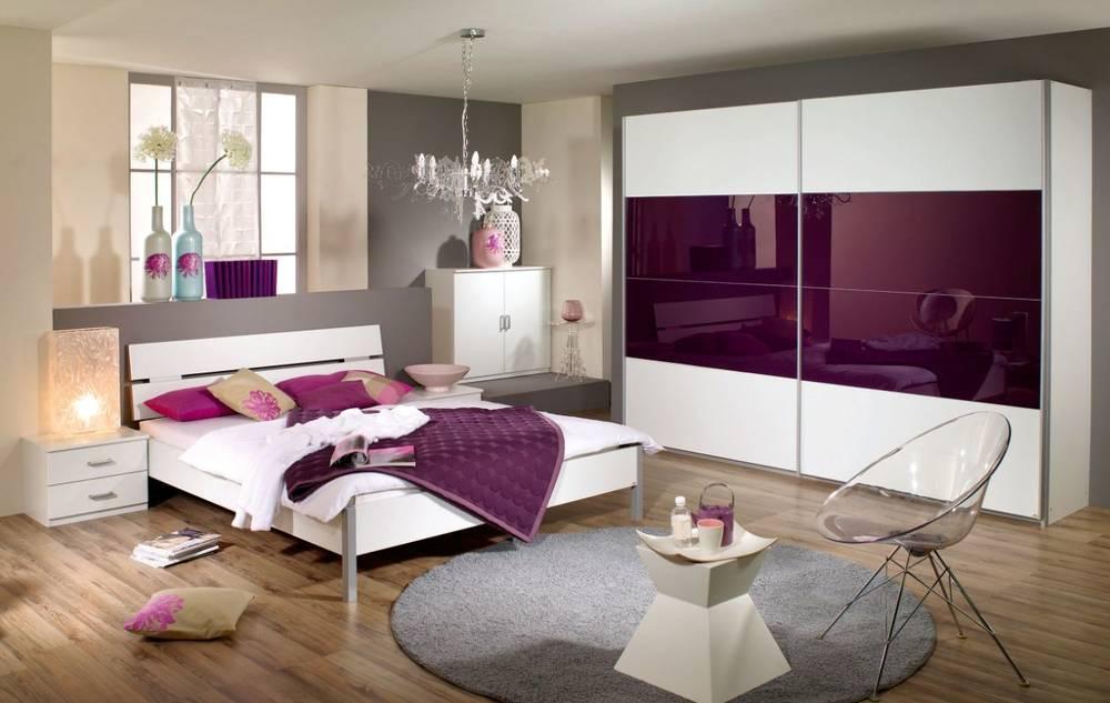 Schlafzimmer Quadra : QUADRA KomplettSchlafzimmer