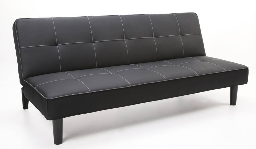lisa schlafsofa kunstleder sofa mit funktion. Black Bedroom Furniture Sets. Home Design Ideas