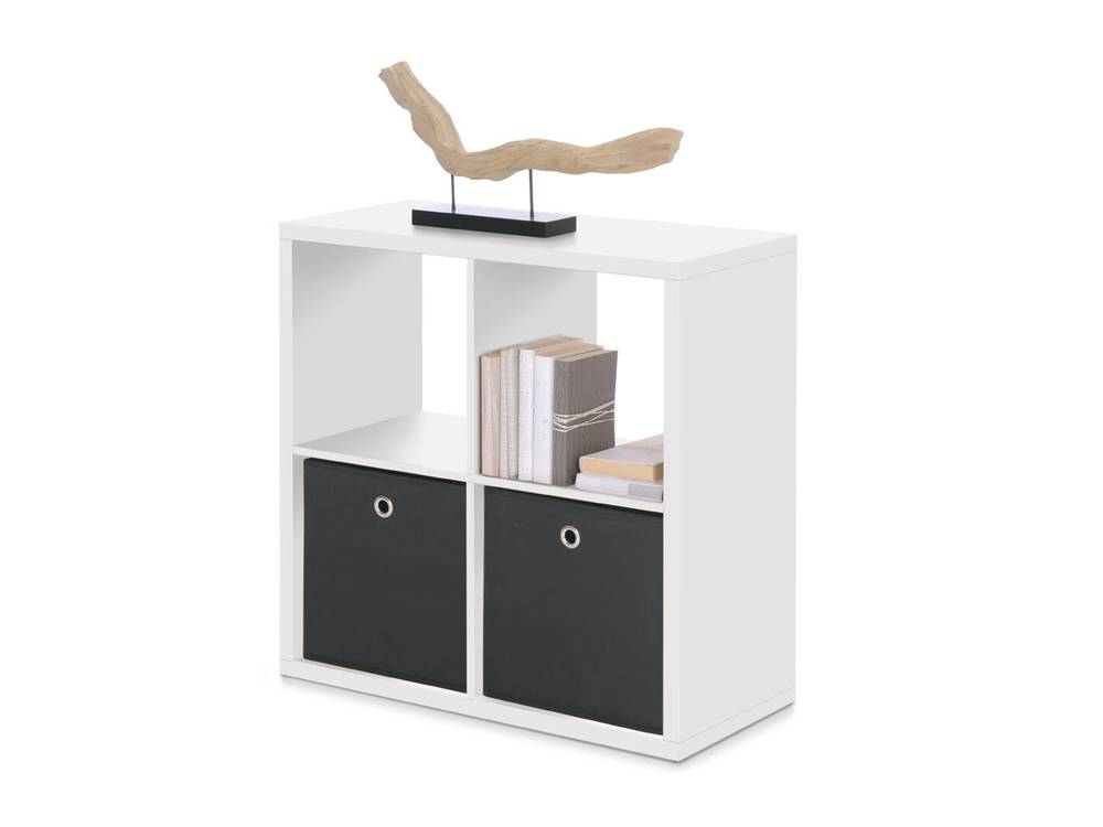 max offenes regal 4er w rfel b cherregal b ro raumteiler aktenschrank wei boxen. Black Bedroom Furniture Sets. Home Design Ideas