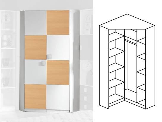 eckschrank schlafzimmer buche inspiration f r die gestaltung der besten r ume. Black Bedroom Furniture Sets. Home Design Ideas
