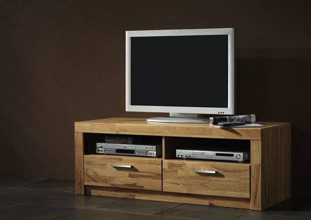 simona tv unterteil 2 sk kernbuche. Black Bedroom Furniture Sets. Home Design Ideas
