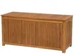 nassau garten kissenbox auflagenbox bank garten terrass eukalyptusholz massiv ebay. Black Bedroom Furniture Sets. Home Design Ideas