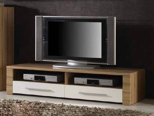 CANYON TV-Unterteil kurz Kernbuche/weiss