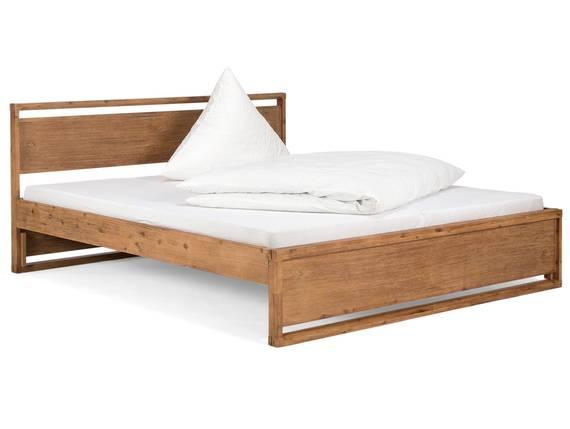 SPENCE Doppelbett / Massivholzbett, Akazie geölt 160 x 200 cm DETAIL_IMAGE