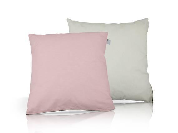 Kissen 2er Set Pastell Pink/Natur  DETAIL_IMAGE
