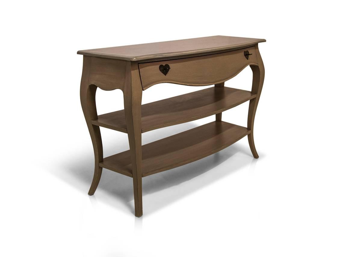 love konsole regal kiefer massiv. Black Bedroom Furniture Sets. Home Design Ideas