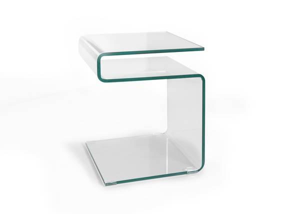 SUSY Beistelltisch, Material Klarglas  DETAIL_IMAGE