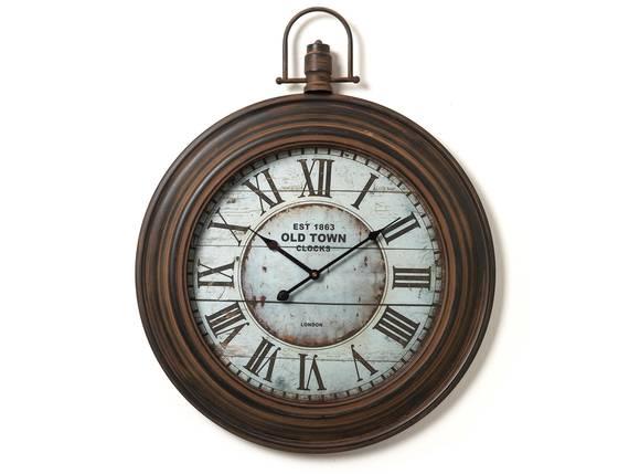 HORLOGE Uhr Old Town, Material Metall/Glas  DETAIL_IMAGE