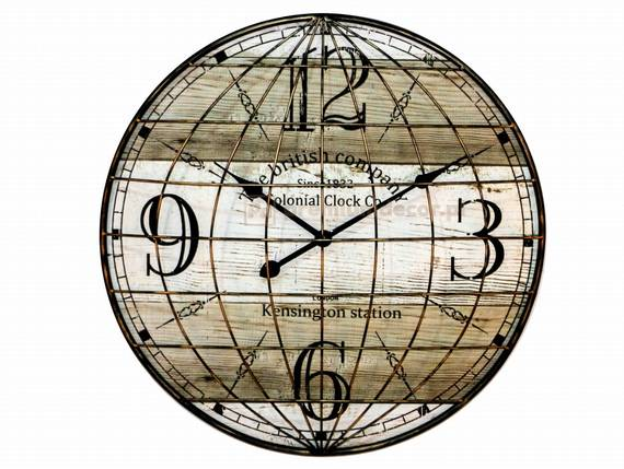 HORLOGE Uhr British Company, Material Metall  DETAIL_IMAGE