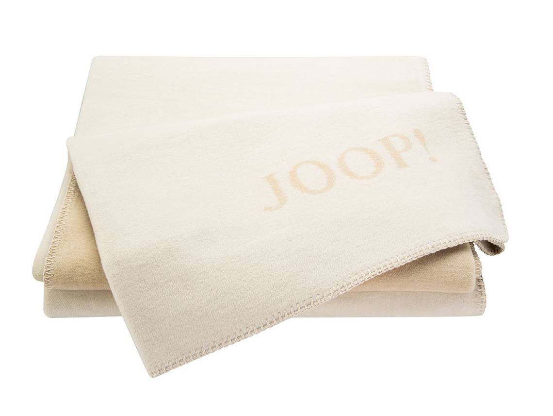 joop tagesdecke uni doubleface beige. Black Bedroom Furniture Sets. Home Design Ideas