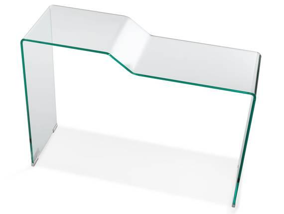 LANO Konsole / Beistelltisch, Material Klarglas  DETAIL_IMAGE