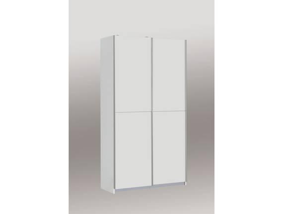 ORENO Mehrzweckschrank / Kleiderschrank, Material Dekorspanplatte Weiss DETAIL_IMAGE