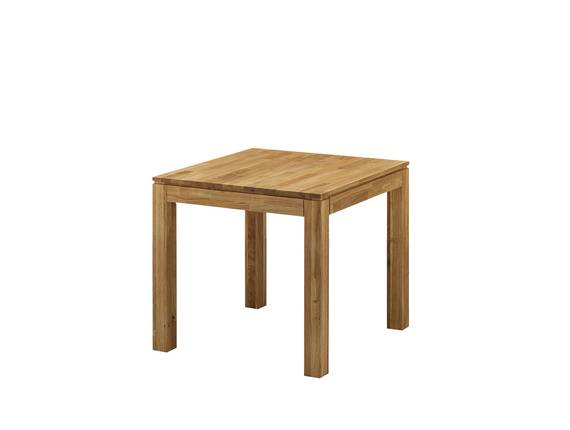 Lissabon esstisch massivholz kernbuche oder wildeiche for Design esstisch x7