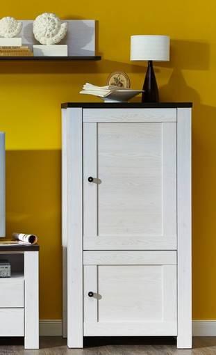 antwerpen stauraumelement l rche pinie dunkel. Black Bedroom Furniture Sets. Home Design Ideas