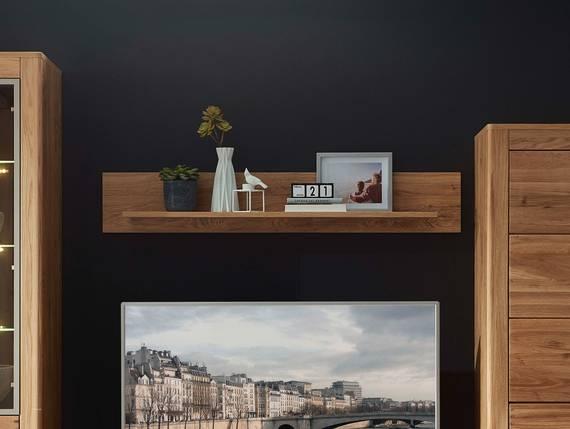 ORION Wandboard, Material Dekorspanplatte, Wildeiche 130 cm DETAIL_IMAGE