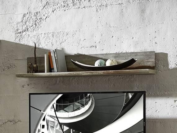 BALI Wandregal, Material Dekorspanplatte, braun  DETAIL_IMAGE