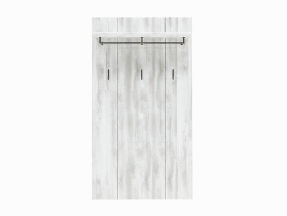 SHERA Gardeorbenpaneel, Material Dekorspanplatte, Canyon Blizzard Oak  DETAIL_IMAGE