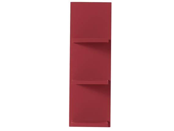 TEMIDO Wandregal, Material Dekorspanplatte rot DETAIL_IMAGE