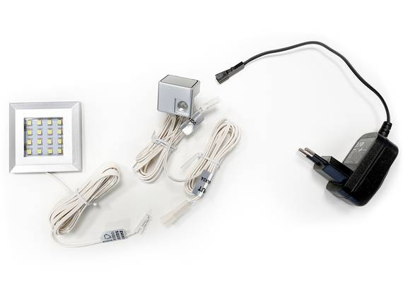 MILTON LED Unterbaubeleuchtung 1er Set, warm  DETAIL_IMAGE