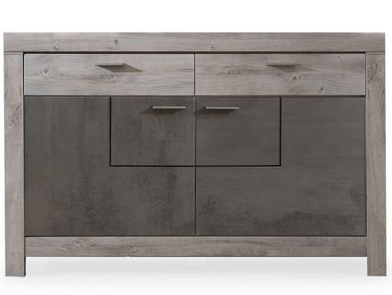GOLONA Sideboard, Material MDF, haveleichefarbig/betonfarbig  DETAIL_IMAGE