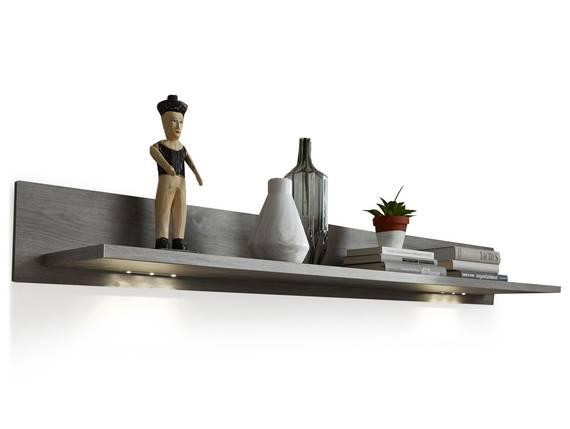 GOLONA Wandboard, Material Dekorspanplatte, haveleichefarbig  DETAIL_IMAGE