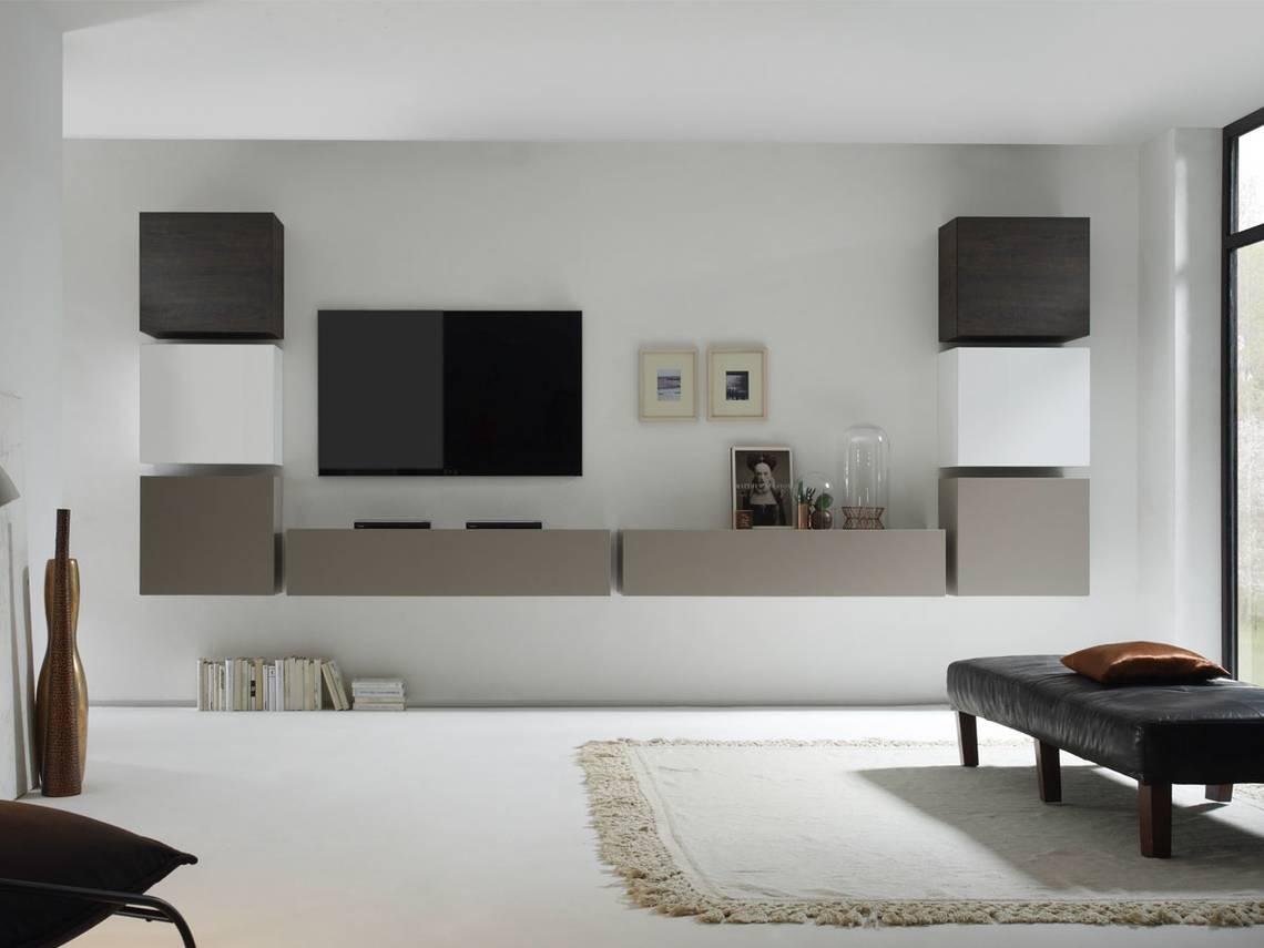 casino viii wohnwand wei beige eiche wenge. Black Bedroom Furniture Sets. Home Design Ideas