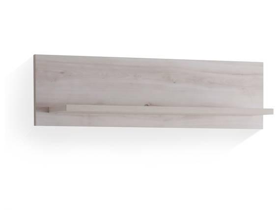 CIPPY Wandregal, Material Dekorspanplatte, silbereichefarbig  DETAIL_IMAGE