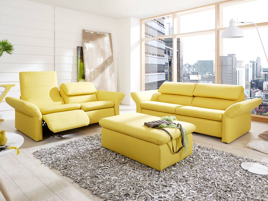 Big Sofa Rio Grande 100 Weiss Grau Pictures to pin on Pinterest