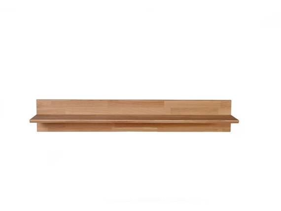 NEPAL Wandsteckboard, Material Massivholz, geölt 120 cm | Eiche natur DETAIL_IMAGE