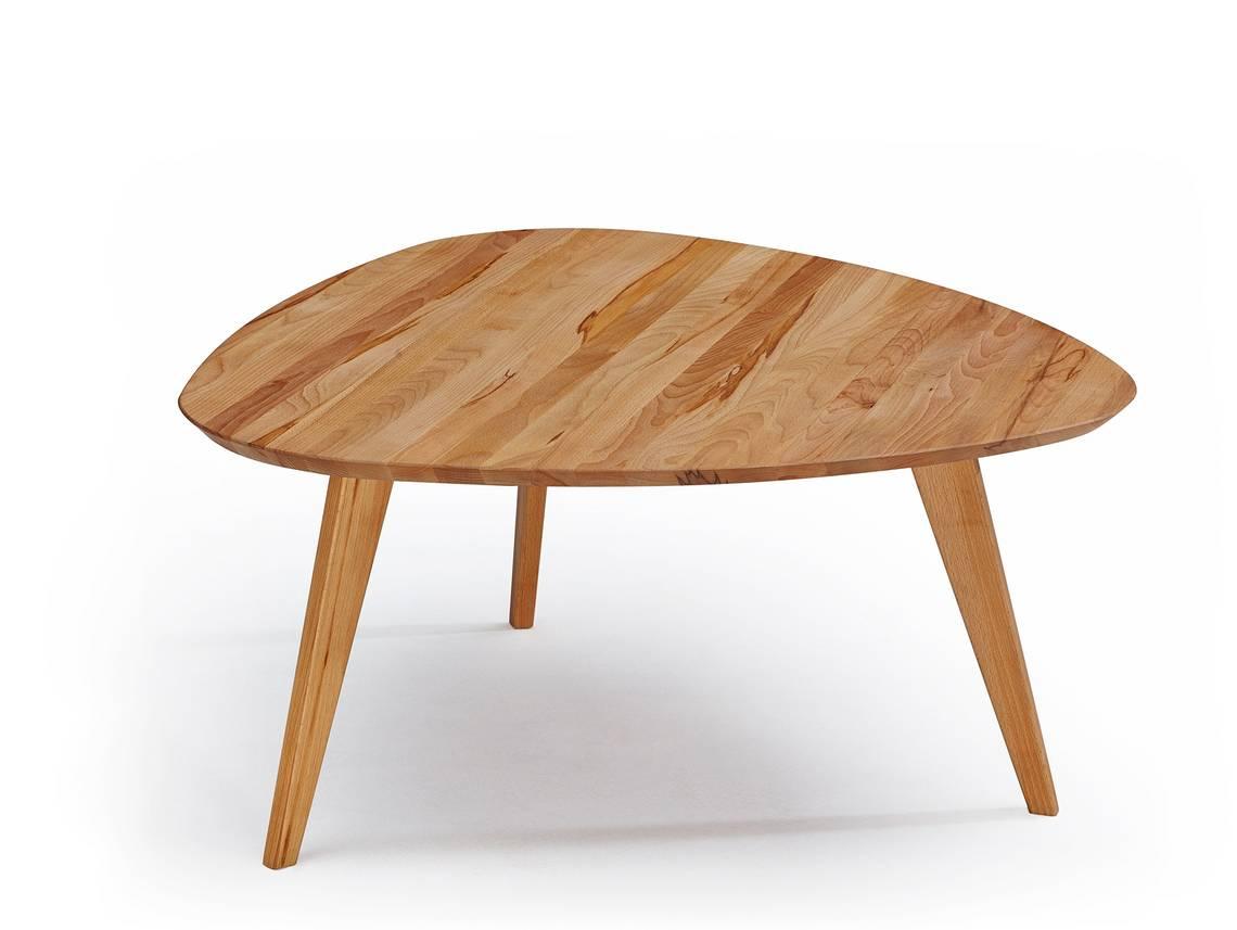 austin couchtisch wankelform material massivholz wildeiche 95 cm