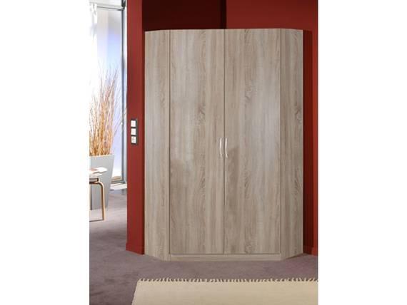 swen eckschrank eiche s gerau ohne spiegel. Black Bedroom Furniture Sets. Home Design Ideas