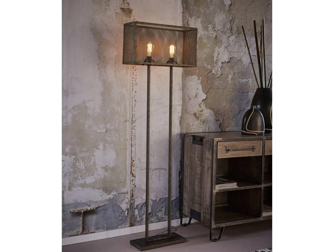 larry ii stehlampe metall. Black Bedroom Furniture Sets. Home Design Ideas