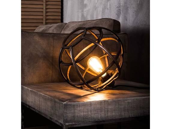 ROLI Tischlampe Metall Kupferfarbig  DETAIL_IMAGE
