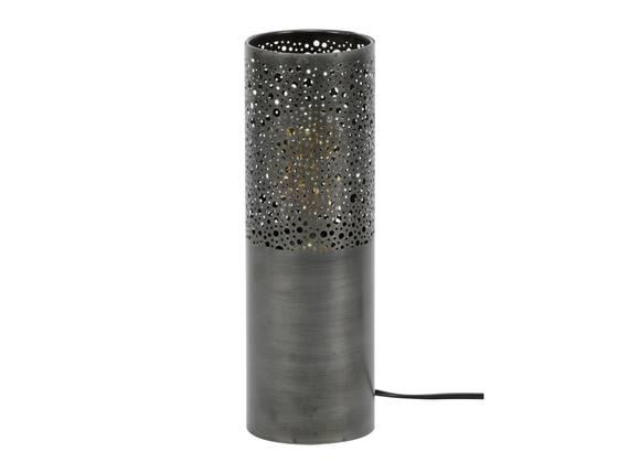 TABITA Tischlampe in Zylinderform, schmal  DETAIL_IMAGE