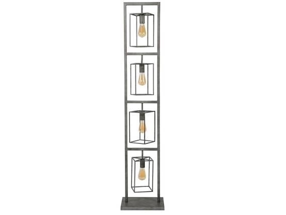TORIGON Stehlampe mit 4 Leuchten, Material Metall  DETAIL_IMAGE