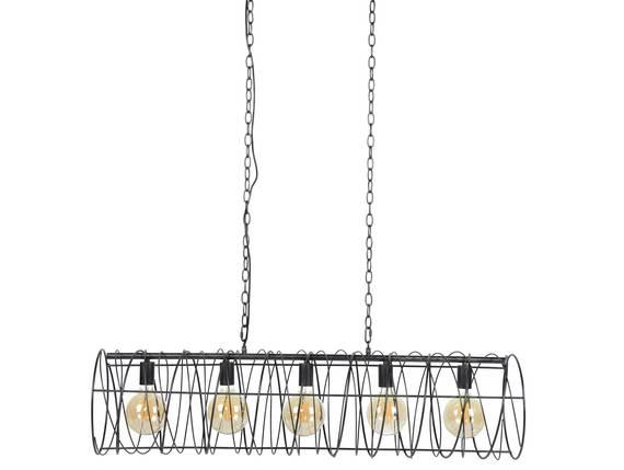 TIRANA Pendelleuchte mit 5 Leuchten, Material Metall  DETAIL_IMAGE